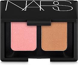 Parfüm, Parfüméria, kozmetikum Smink paletta arcra - Nars Blush Bronzer Duo