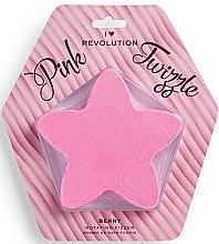 Parfüm, Parfüméria, kozmetikum Fürdőbomba - I Heart Revolution I Love Revolution Pink Twizzle Star Fizzer