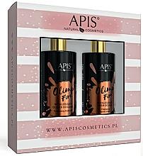 Parfüm, Parfüméria, kozmetikum Szett - Apil Professional Olimp Fire (b/oil/300 + h/cr/300ml)