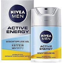 "Parfüm, Parfüméria, kozmetikum Arcgél ""Energianövelő"" - Nivea For Men Active Energy Gel"