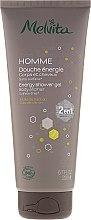 Parfüm, Parfüméria, kozmetikum Férfi tusfürdő 2 az 1-ben - Melvita Homme Energy Shower Gel