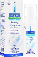 Parfüm, Parfüméria, kozmetikum Sampon-hab - Frezyderm Atoprel Foamy Shampoo