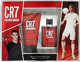 Parfüm, Parfüméria, kozmetikum Cristiano Ronaldo CR7 - Szett (edt/30ml + sh/gel/150ml)