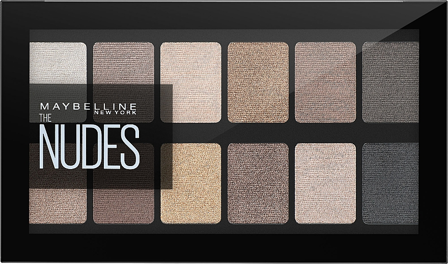 Buy Maybelline Eye Shadow The Blushed Nudes Palette Online