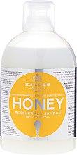 Parfüm, Parfüméria, kozmetikum Helyreállító sampon méz kivonattal - Kallos Cosmetics Honey Shampoo