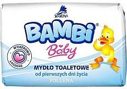 Parfüm, Parfüméria, kozmetikum Gyerek szappan - Bambi Baby