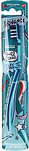 Parfüm, Parfüméria, kozmetikum Gyermek fogkefe, 9-12 éves korig, kék - Aquafresh Advance