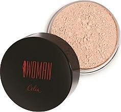 Parfüm, Parfüméria, kozmetikum Porpúder arcra - Celia Woman Loose Powder