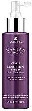 Parfüm, Parfüméria, kozmetikum Öblítést nem igénylő hajnövekedést serkentő szer - Alterna Caviar Anti-Aging Clinical Densifying Leave-in Root Treatment