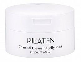 Parfüm, Parfüméria, kozmetikum Arcmaszk - Pilaten Charcoal Cleansing Jelly Mask Face Mask