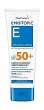Parfüm, Parfüméria, kozmetikum Védő arckrém SPF 50+ - Pharmaceris Emotopic Mineral Protection Cream SPF 50+