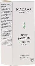 Parfüm, Parfüméria, kozmetikum Szemkontúr krém - Madara Cosmetics Eye Contour Cream