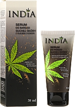 Parfüm, Parfüméria, kozmetikum Szérum száraz bőrre - India Serum For Very Dry Skin With Cannabis Oil