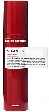 Parfüm, Parfüméria, kozmetikum Frissítő arcradír - Recipe For Men Facial Scrub