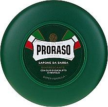 Parfüm, Parfüméria, kozmetikum Borotválkozó szappan mentollal és eukaliptusszal - Proraso Green Shaving Soap