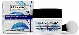 Parfüm, Parfüméria, kozmetikum Detox maszk pigmentfoltok ellen - Bella Aurora Anti-Dark Spot Detoxifying Mask