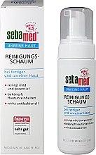 Parfüm, Parfüméria, kozmetikum Mosakodó hab - Sebamed Clear Face Cleansing Foam