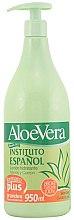 Parfüm, Parfüméria, kozmetikum Testápoló - Instituto Espaol Aloe Vera Body Milk Lotion