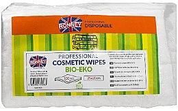 Parfüm, Parfüméria, kozmetikum Kozmetikai törlőkendő 25x20 cm - Ronney Professional Cosmetic Wipes Bio-Eko
