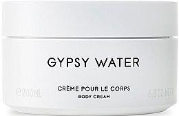 Parfüm, Parfüméria, kozmetikum Byredo Gypsy Water - Testkrém
