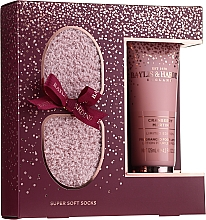 Parfüm, Parfüméria, kozmetikum Szett - Baylis & Harding Limited Edition Cranberry Martini (f/lot/125ml + socks/1pcs)