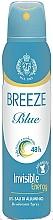 Parfüm, Parfüméria, kozmetikum Breeze Blue Deo Spray 48h - Testdezodor