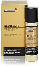 Parfüm, Parfüméria, kozmetikum Anti-age krém nyakra és dekoltázsra - Swisscare Decolcare