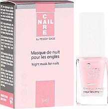 Parfüm, Parfüméria, kozmetikum Éjszakai körömápoló maszk - Peggy Sage Night Mask For Nails