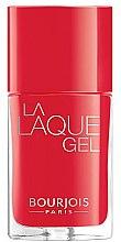 Parfüm, Parfüméria, kozmetikum Gél lakk, UV/LED lámpát nem igénylő - Bourjois La Laque Gel Nail Polish