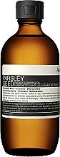 Parfüm, Parfüméria, kozmetikum Tisztító olaj arcra - Aesop Parsley Seed Cleansing Oil
