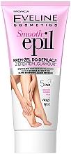 Parfüm, Parfüméria, kozmetikum Szőrtelenítő krém-gél - Eveline Cosmetics Smooth Epil