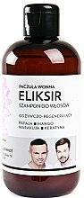 "Parfüm, Parfüméria, kozmetikum Sampon-elixír ""Pacsuli"" - WS Academy Patchouli Elixir Wash"