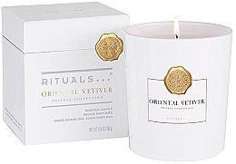 Parfüm, Parfüméria, kozmetikum Illatosított gyertya - Rituals Private Collection Oriental Vetiver Scented Candle