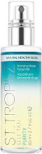 Parfüm, Parfüméria, kozmetikum Fokozatosan barnító hidratáló arcspray - St. Tropez Self Tan Purity Bronzing Water Face Mist