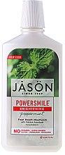 "Parfüm, Parfüméria, kozmetikum Szájvíz ""Fehér mosoly"" - Jason Natural Cosmetics Power Smile"