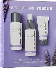 Parfüm, Parfüméria, kozmetikum Szett - Dermalogica Sensitive Skin Rescue (gel/50ml + spray/50ml + gel/15ml)