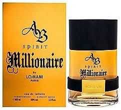 Parfüm, Parfüméria, kozmetikum Lomani AB Spirit Millionaire - Eau De Toilette