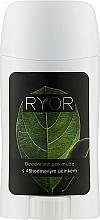Parfüm, Parfüméria, kozmetikum Férfi dezodor 48 órás hatással - Ryor Deodorant