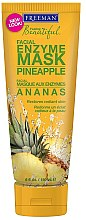 "Parfüm, Parfüméria, kozmetikum Enzimes arcmaszk ""Ananász"" - Freeman Feeling Beautiful Pineapple Enzyme Mask"
