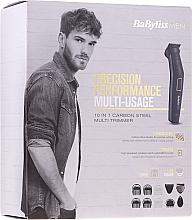 Parfüm, Parfüméria, kozmetikum Hajvágó szett - BaByliss Men MT728E
