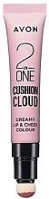 Parfüm, Parfüméria, kozmetikum Cushion ajakra és arcra - Avon Liquid Lip Cushion
