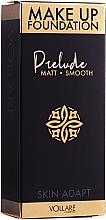 Parfüm, Parfüméria, kozmetikum Alapozó - Vollare Prelude Smoothing & Mattifying Make Up Foundation
