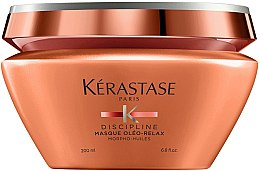 Parfüm, Parfüméria, kozmetikum Hajmaszk - Kerastase Discipline Oleo Relax Masque