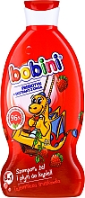 "Parfüm, Parfüméria, kozmetikum Sampon, tusfürdő és fürdőhab ""Eper"" - Bobini"