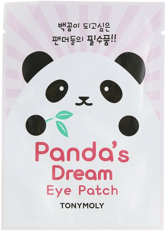 Szemkörnyékápoló maszk - Tony Moly Pandas Dream Eye Patch