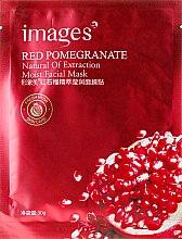 Parfüm, Parfüméria, kozmetikum Hidratáló arcmaszk gránáttal - Images Moist Facial Mask Red Pomegranate