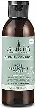 Parfüm, Parfüméria, kozmetikum Arctonik - Sukin Blemish Control Pore Perfecting Toner