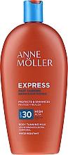 Parfüm, Parfüméria, kozmetikum Vízálló napvádő krém testre - Anne Moller Express SPF30