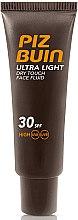 Parfüm, Parfüméria, kozmetikum Fluid arcra - Piz Buin Ultra Light Dry Touch SPF30