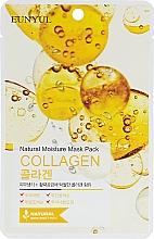 Parfüm, Parfüméria, kozmetikum Hidratáló szövetarcmaszk kollagénnel - Eunyul Natural Moisture Mask Pack Collagen